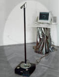 Multi Media Excess, 1996, installation by Mathilde µP